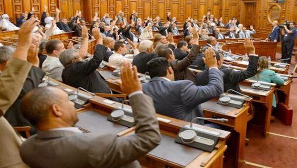 مجلس الأمة يصادق بالاجماع على نص قانون المالية 2017