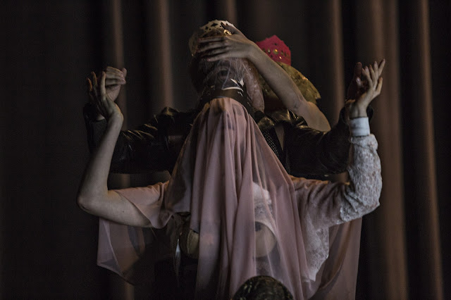 Verdi: Don Carlos - Opera de Lyon, Sergey Romanovsky, Eve-Maud Hubeaux (Photo Jean Louis Fernandez)