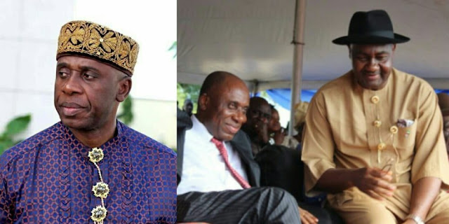 Ahead of the 2019 gubernatorial election, Former Rivers state governor now Minister of Transport, Rotimi Amaechi, has vowed not to support the governorship bid of one of his former ploitical allies, Magnus Abe
