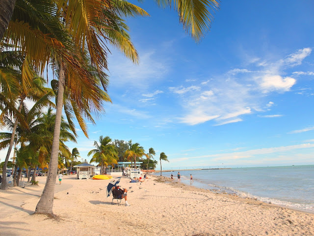 Higg´s beach - Key West