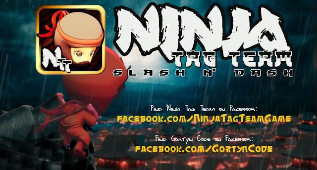Ελληνικό mobile game από την Gortyn Code - Endless runner τίτλος για πραγματικούς... Νίντζα!
