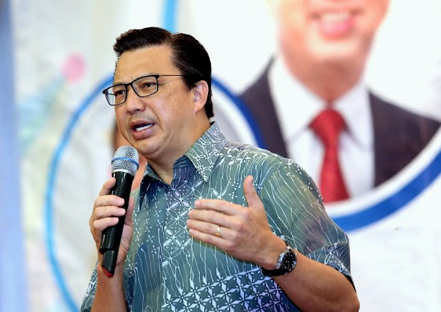 Kit Siang Hanya GILA Kuasa - Liow Tiong Lai #MCA #TolakPakatanHarapan #KekalNajib
