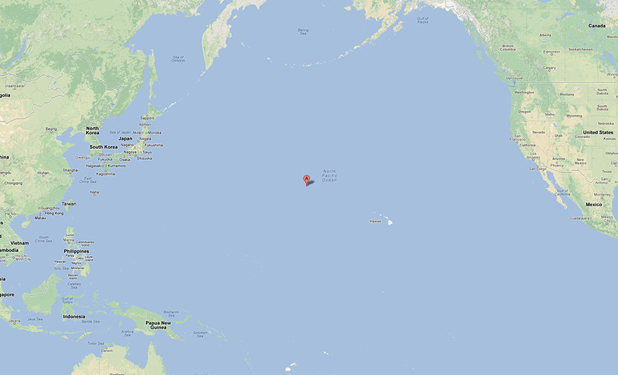 Midway On World Map.Midway Islands On World Map 72346 Usbdata