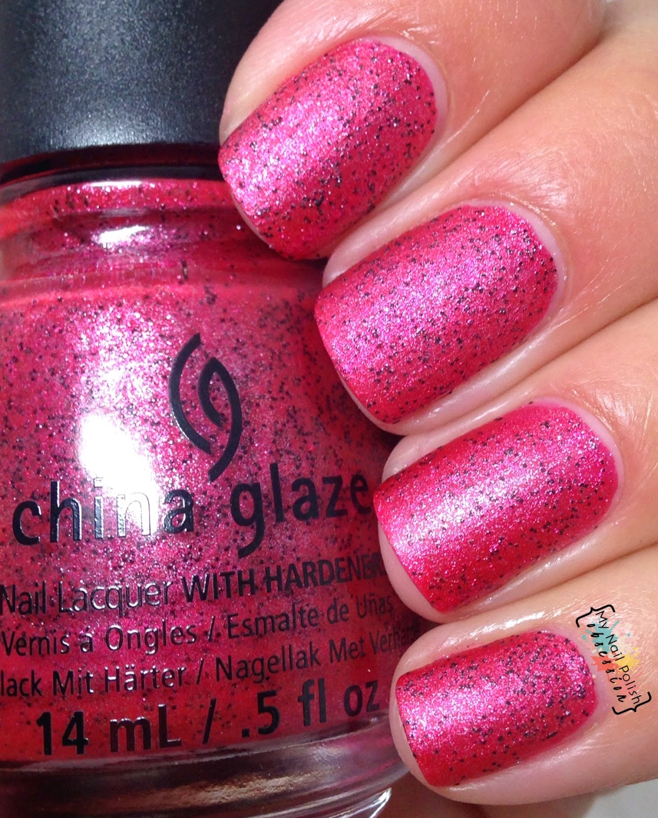 China Glaze I Love Your Guts