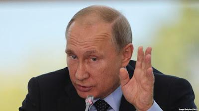 Путін пропонує обміняти ГРУ-шників на свого головного ворога