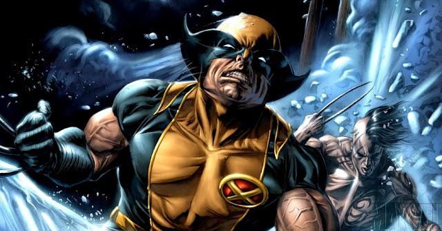 Costum clasic Wolverine