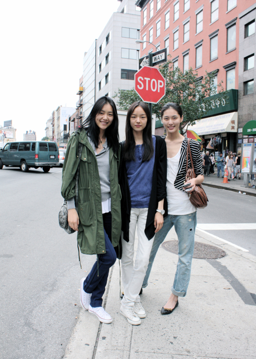Model Street Style Fei Fei Sun The Front Row View