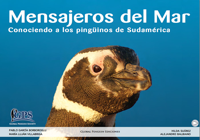 pingüinos en Peninsula Valdes fundación GPS