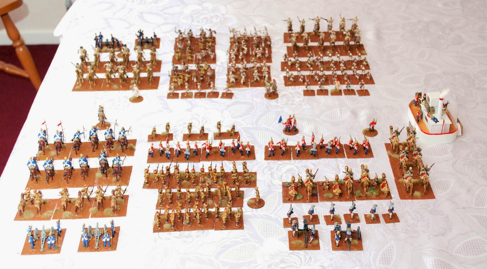 John's Toy Soldiers: Black Powder: Sudan Battles