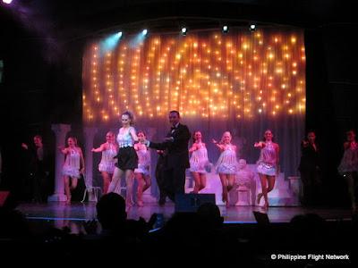 costa cruises entertainment
