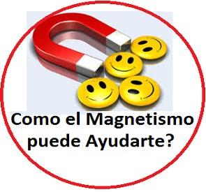 magnetismo positivo o negativo