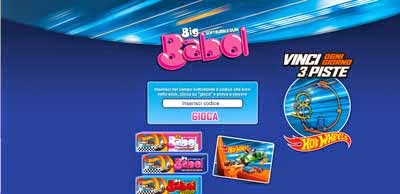 Vinci con Big Babol contest