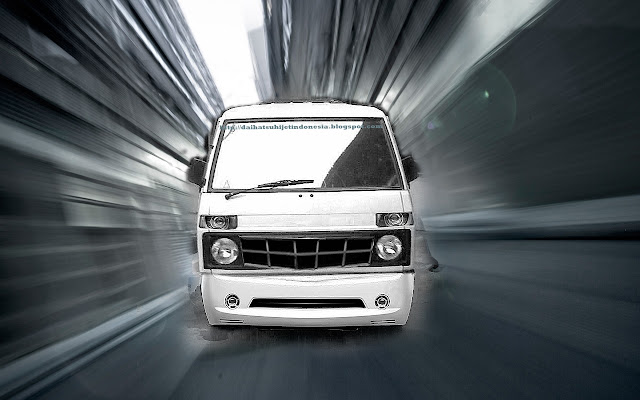 Daihatsu Hijet: Hijet Modifikasi : Hijet 1000 Modif