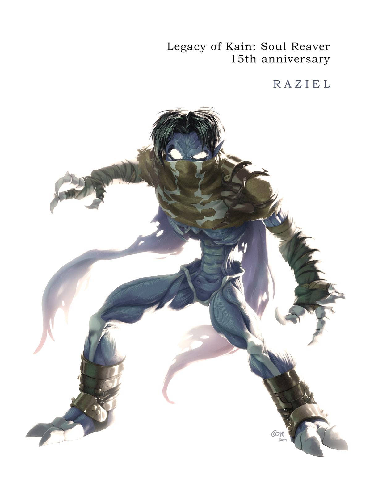 Fist of raziel