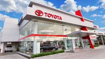 Toyota Lippo Cikarang