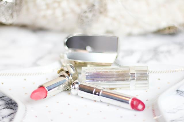 Guerlain et Dior rouge à lèvres