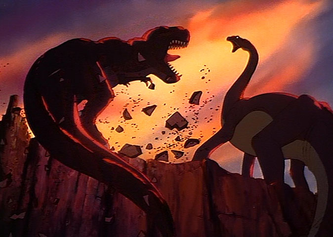Reel History: The Land Before Time