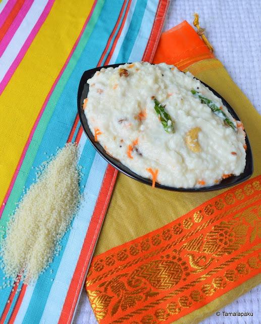 Little Millet Daddhojanam