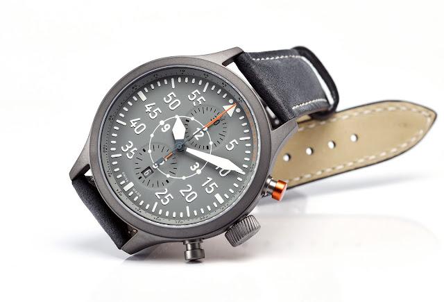 Steinhart Nav.B-Chrono 47 Baumuster B Grey Edition