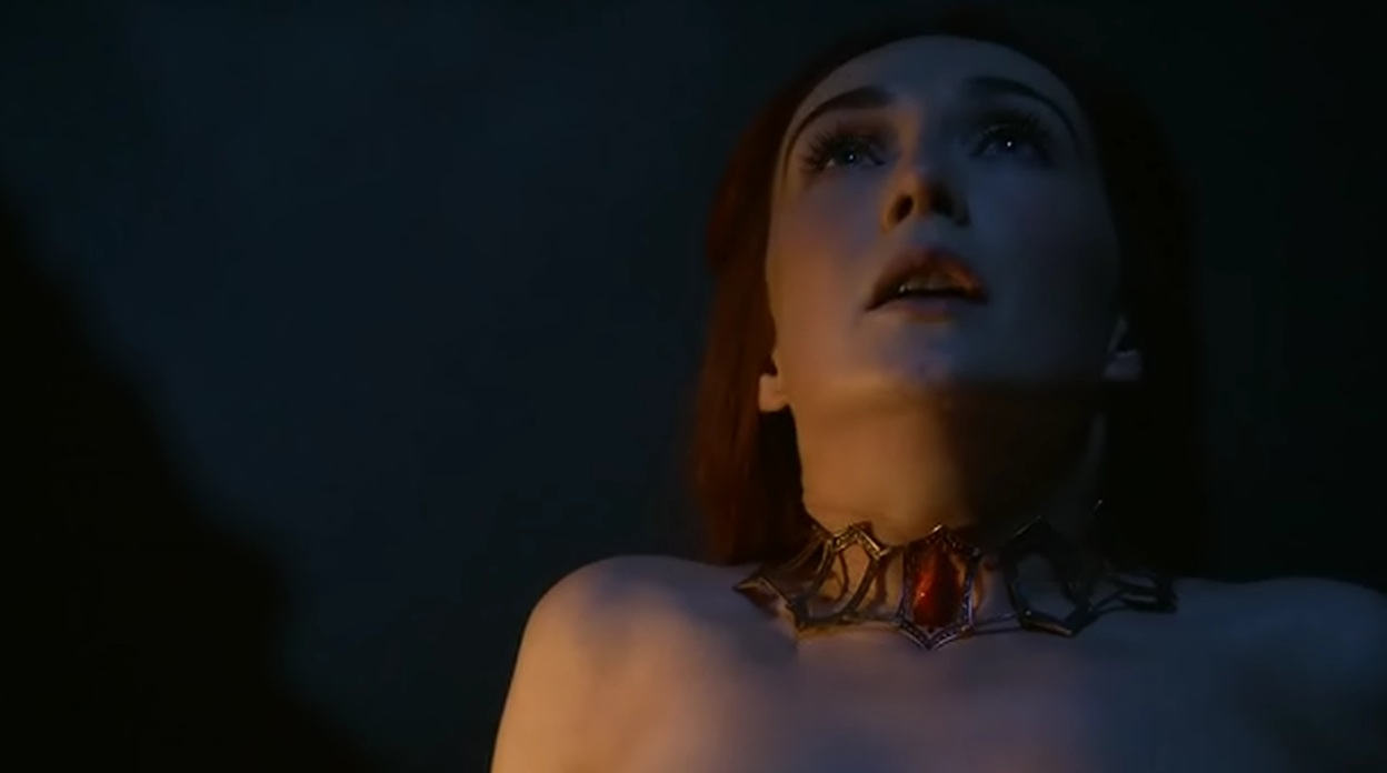 Game of thrones red woman nude