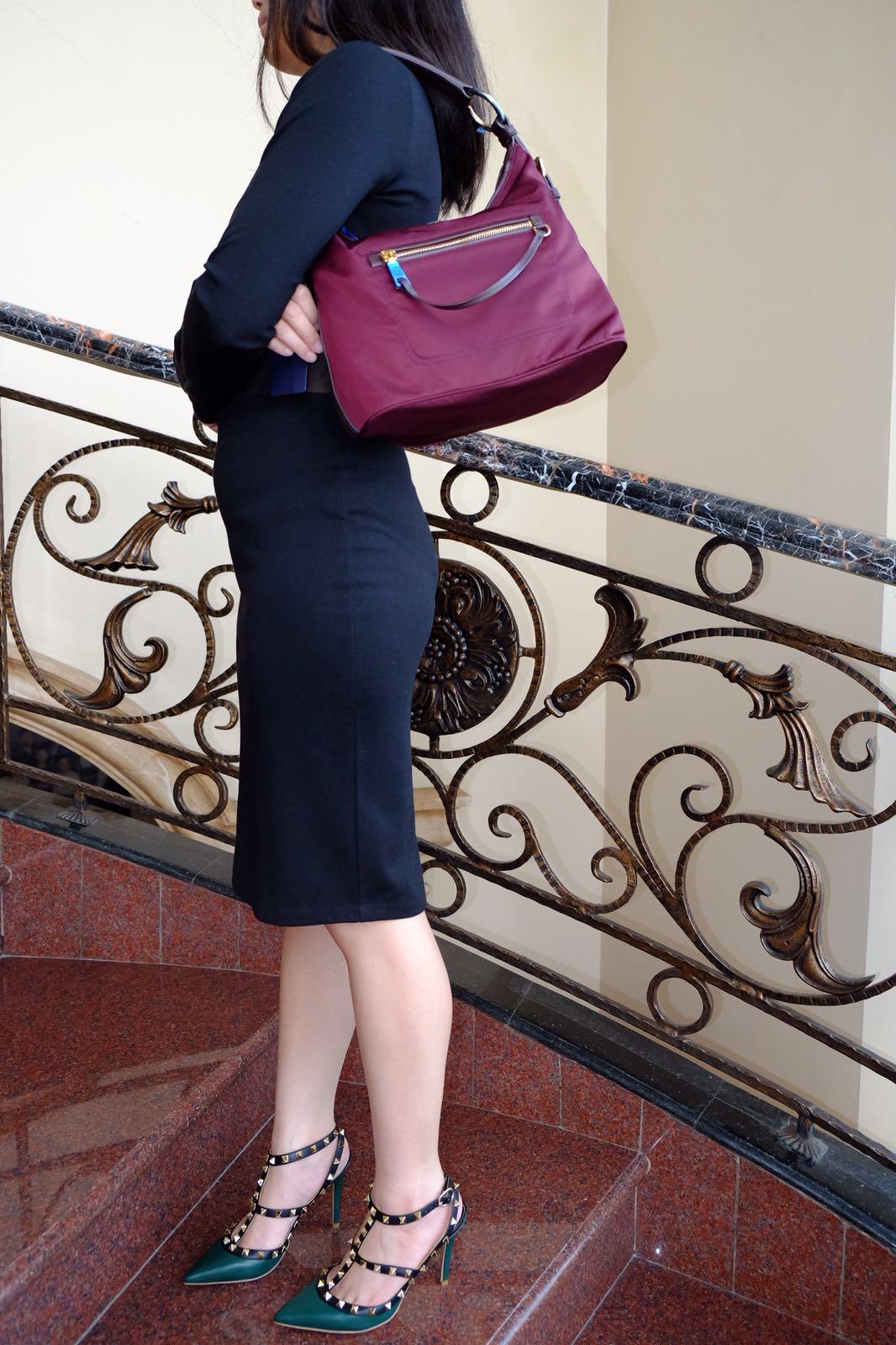 prada handbag designs - Kinda Kollection: Prada Hobo Small Nylon Shoulder Mirror Original ...