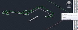 Latihan autocad 3D - membuat bench park