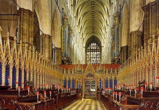 Westminster Abbey Londyn Wycieczka