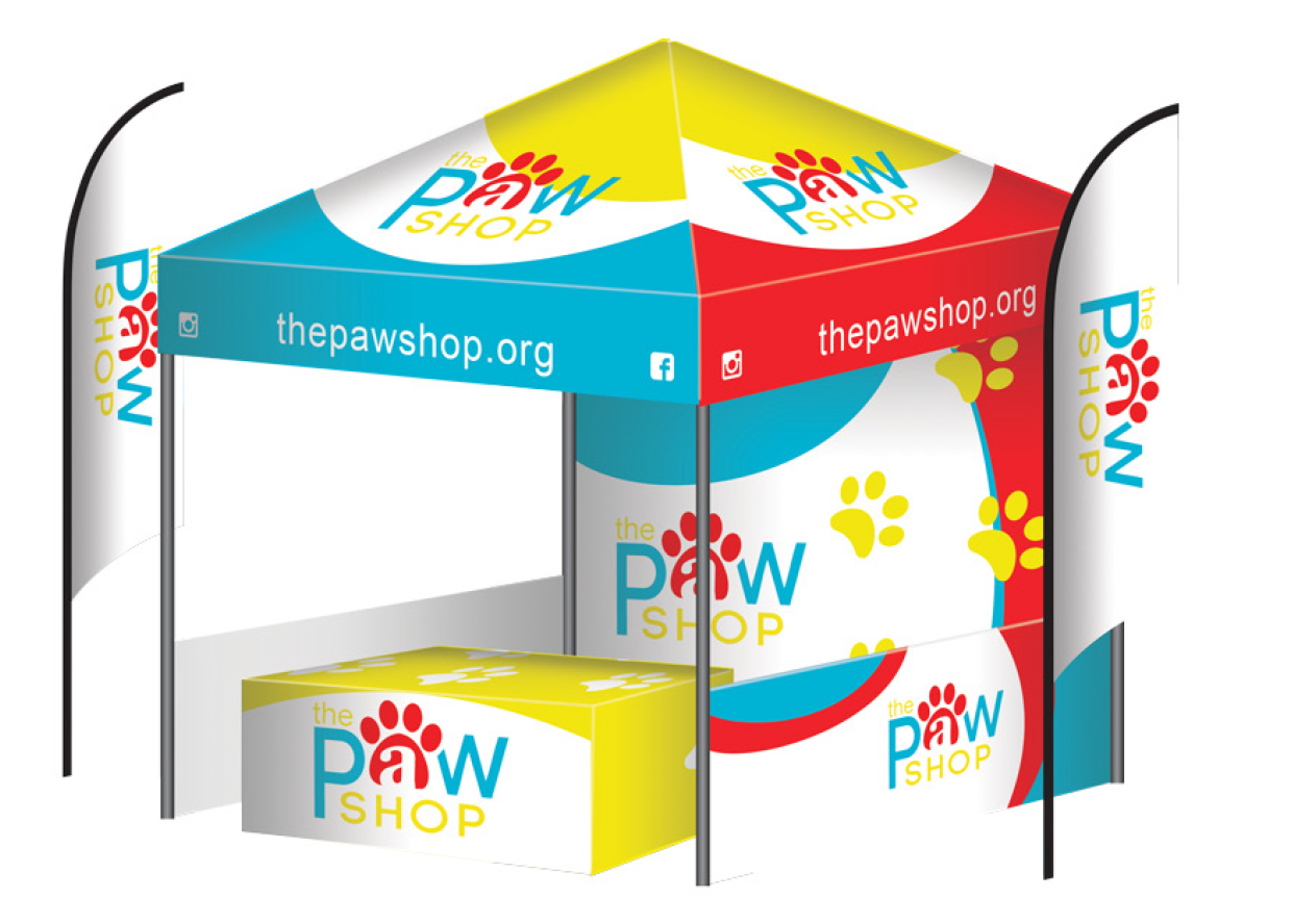No matter what you call it -- branded tents pop up tents custom EZ Up canopies tradeshow tents or pop up shades -- you will save with us.  sc 1 th 190 & Pop Up Custom Tents with Graphics and More