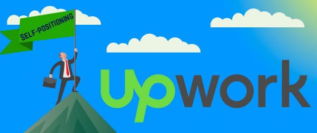 التنمية الذاتية الناجحة والتصنيف من حيث الجودة على موقع UPWORK: نصائح من JELVIX