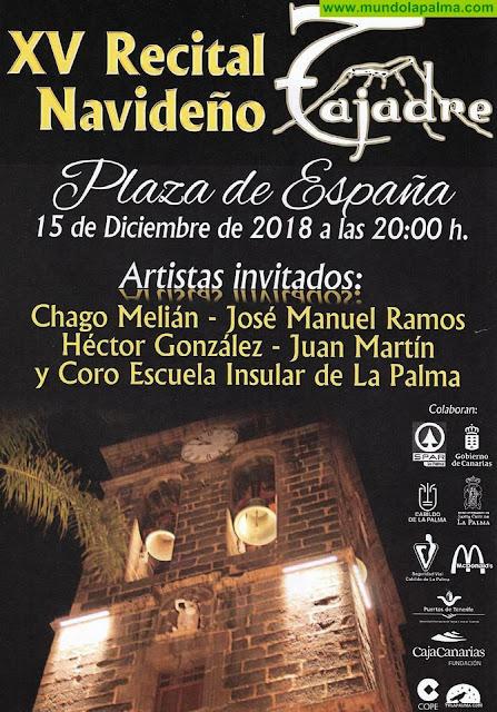 XV Recital Navideño Tajadre