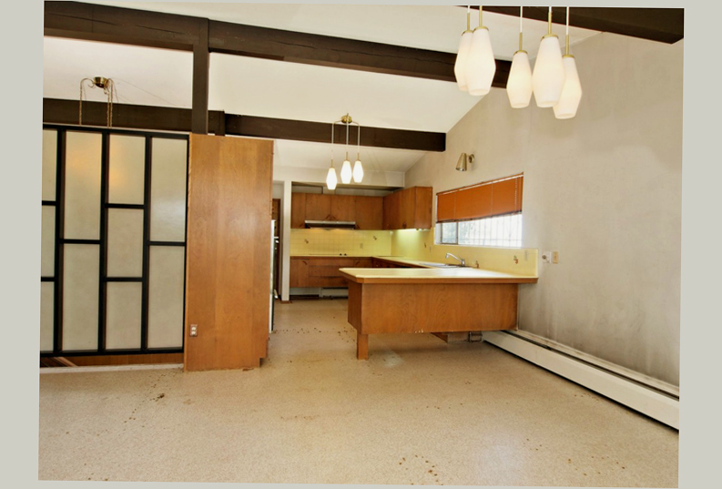 mid century modern kitchen flooring latest update with good lamp pic 011 - Mid Century Modern Kitchen Update