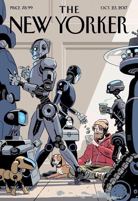 Γιώργος Αχιλλιάς - Οι μηχανές αρχίζουν να έχουν τα δικά τους συναισθήματα