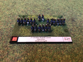 The 5th Cavalry Brigade of the Anglo-Allied Army of 1815