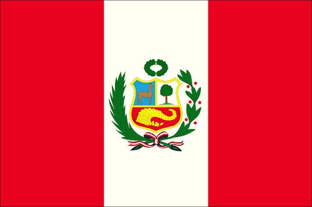 Bandera Nacional de Perú
