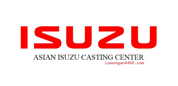Lowongan PT Asian Isuzu Casting Center April 2017