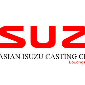 Lowongan PT Asian Isuzu Casting Center Juni 2018