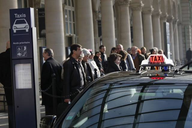 How to Know the Taxi Rates in Paris from Different Websites?