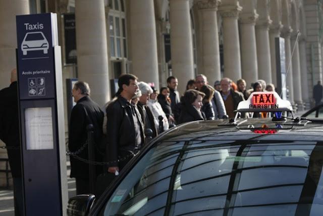 Paris Airport Taxi Rates in Charles de Gaulle Airport