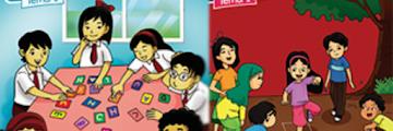 Buku Siswa Kurikulum 2013 MI Kelas 1 s/d Kelas 6 PDF (REVISI 2014)