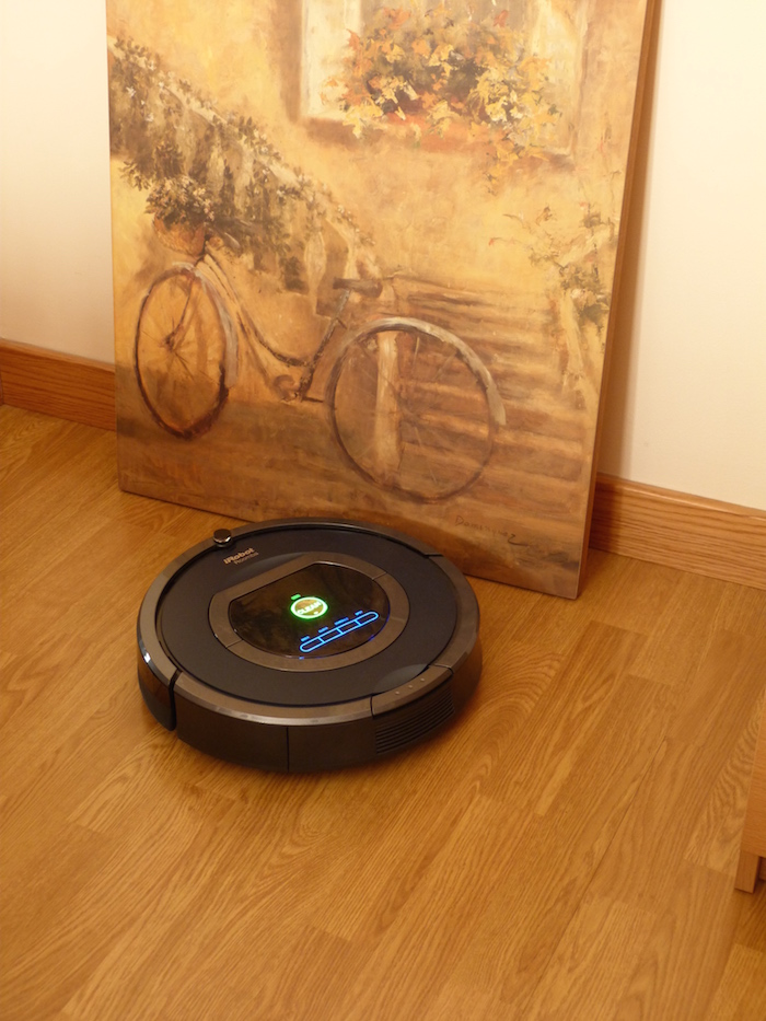Roomba 785 mi experiencia en casa