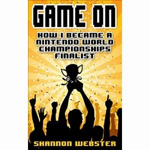 game on, shannon webster, esports book, video game memoir
