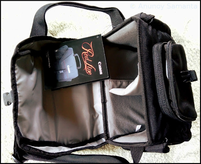 Canon Red Line Classic Camera Bag Review