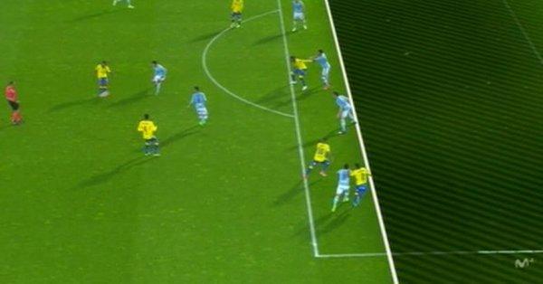 Gol anulado por fuera de juego inexistente