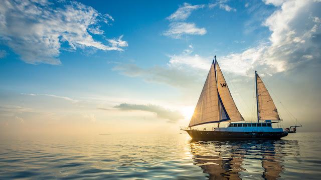 W Maldives, Luxusyacht ESCAPE