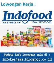 Lowongan Kerja PT Indofood Sukses Makmur