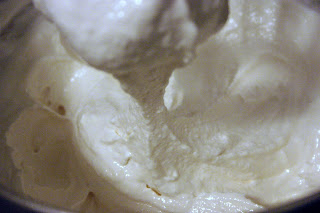 May+494a Whipped Milk Ice Cream { no machine }