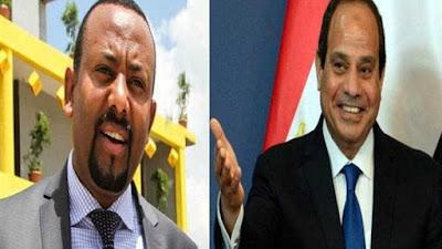 تهديدات ابى احمد, السفارة الاثيوبية بالقاهرة,
