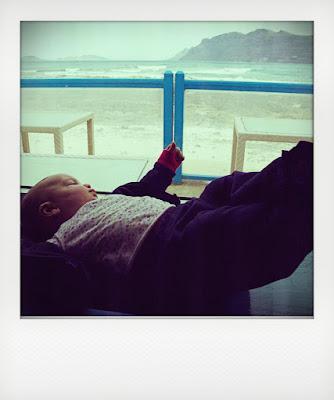 Bebè 3 mesi in viaggio al mare