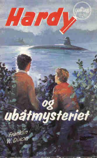 Hardyguttene og ubåtmysteriet