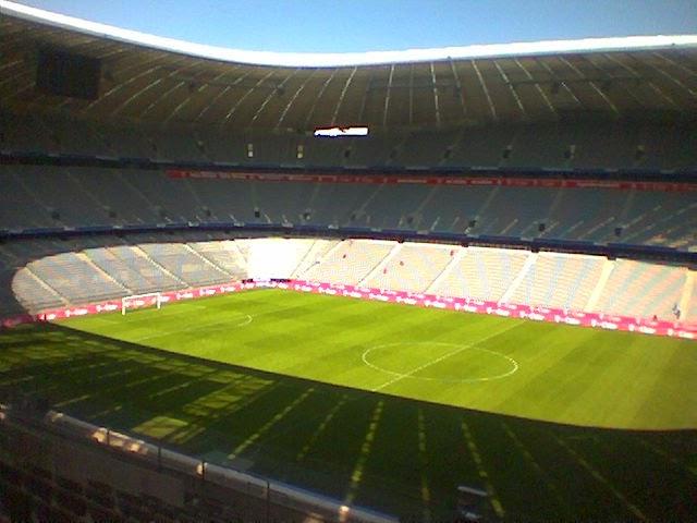 Allianz Arena Fassungsvermögen